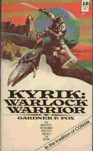 Image for Kyrik: Warlock Warrior  - The Mightiest Swordsman Who Ever Walked the Earth
