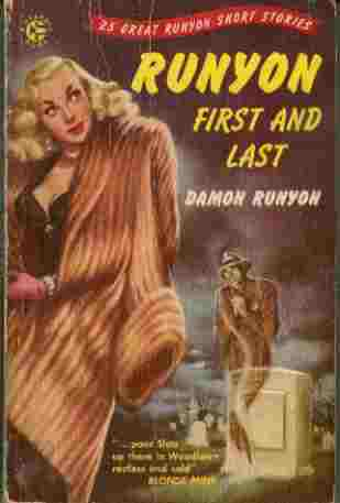 Image for Runyon First and Last  - 25 Great Runyon Short Stories