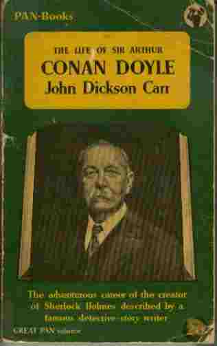Image for The Life of Sir Arthur Conan Doyle