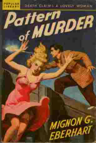 Image for Pattern of Murder  - Death Claims a Lovely Woman