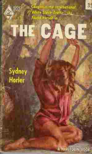 Image for The Cage  - Caught in the International White Slave Traffic, SHe Founr Herself in...