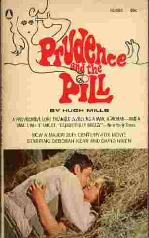 Image for Prudence and the Pill - A provocative love triangle involving a man, a woman, and a small, white tablet.