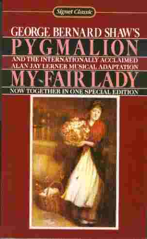 Image for Pygmalion / My Fair Lady