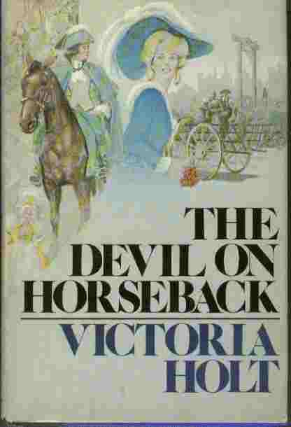 Image for The Devil on Horseback