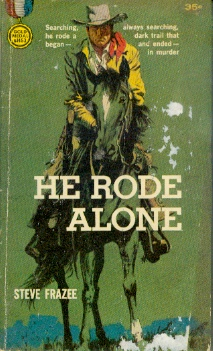 Image for He Rode Alone