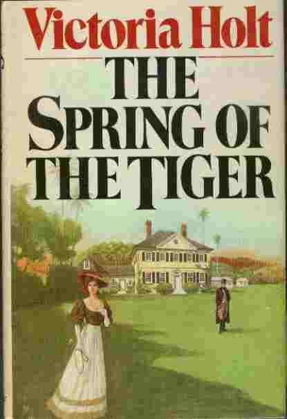Image for The Spring of the Tiger