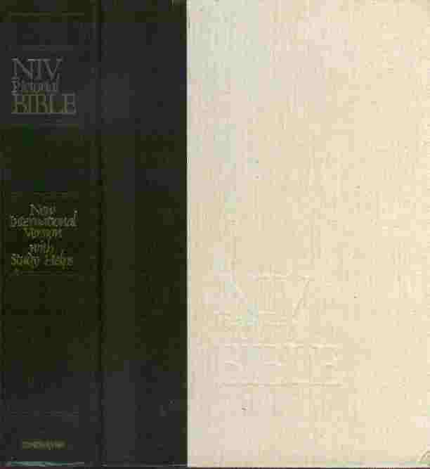 Image for NIV Pictorial Bible - New International Version with Study Helps