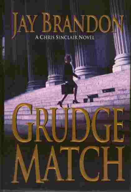 Image for Grudge Match - A Chris Sinclair Novel