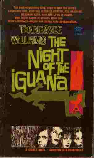 Image for The Night of the Iguana