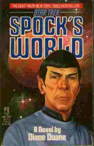 Image for Spock's World