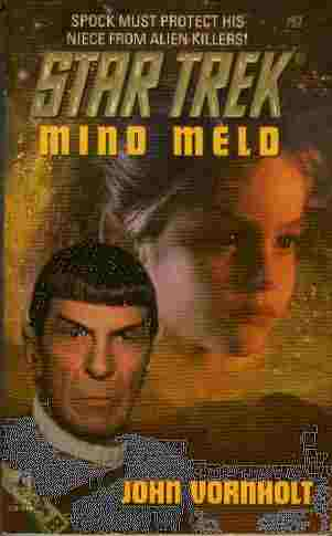 Image for Mind Meld - Spock Must Protect His Niece from Alien Killers!