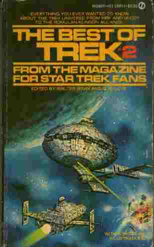 Image for The Best of Trek #2 - From the Magazine for Star Trek Fans