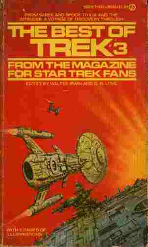 Image for The Best of Trek #3 - From the Magazine for Star Trek Fans