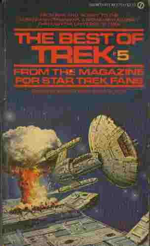 Image for The Best of Trek #5 - From the Magazine for Star Trek Fans
