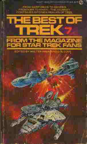 Image for The Best of Trek #7 - From the Magazine for Star Trek Fans