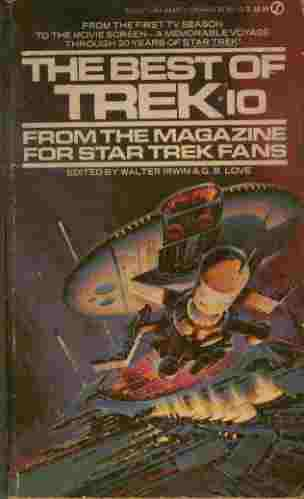 Image for The Best of Trek #10 - From the Magazine for Star Trek Fans