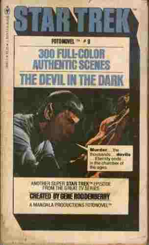 Image for The Devil in the Dark - 300 Full-Color Authentic Scenes