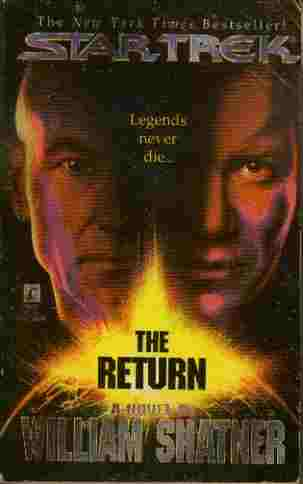 Image for The Return - Legends Never Die...