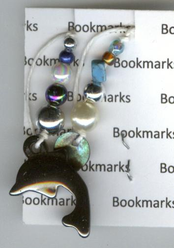 Image for Bookmark  - Dolphin