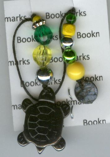 Image for Bookmark  - Turtle