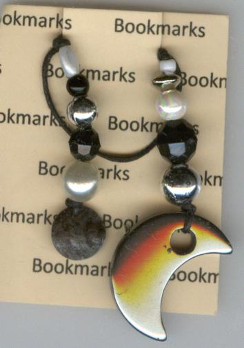 Image for Bookmark -- Moon