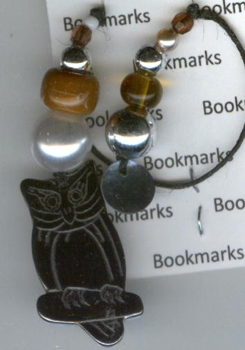 Image for Bookmark -- Owl