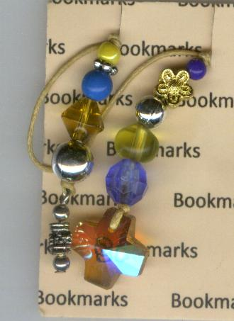 Image for Bookmark -- Crystal