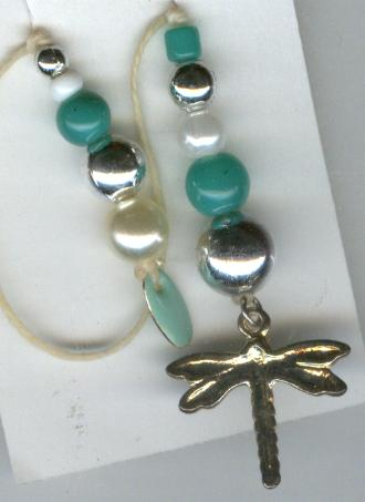 Image for Bookmark -- Dragonfly