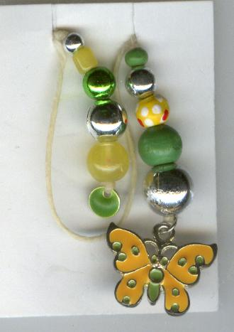 Image for Bookmark -- Butterfly
