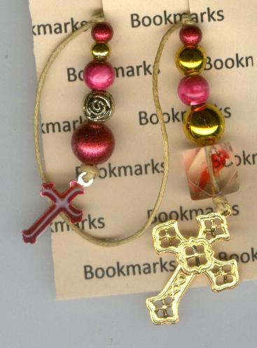 Image for Bookmark -- Crosses