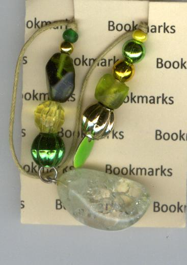 Image for Bookmark -- Glass Stone