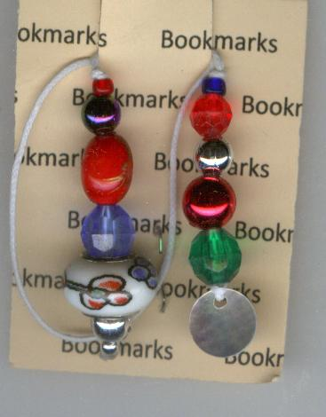 Image for Bookmark -- Porcelain Bead