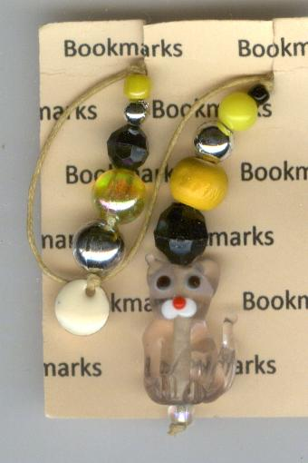 Image for Bookmark -- Cat