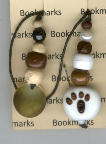 Image for Bookmark -- Paw Print