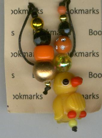 Image for Bookmark -- Duck