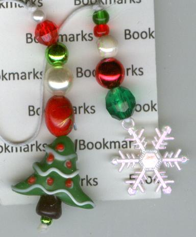 Image for Bookmark -- Christmas Tree
