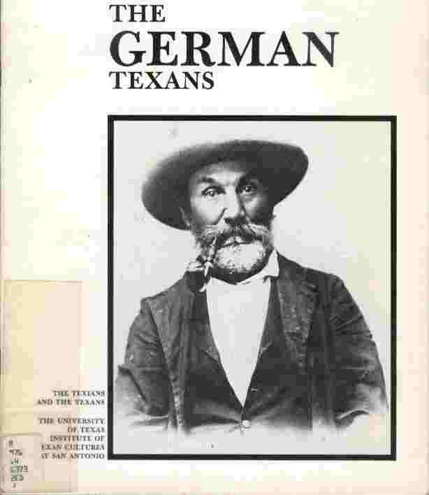 Image for The German Texans