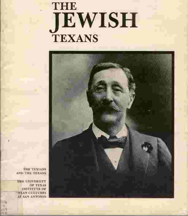 Image for The Jewish Texans