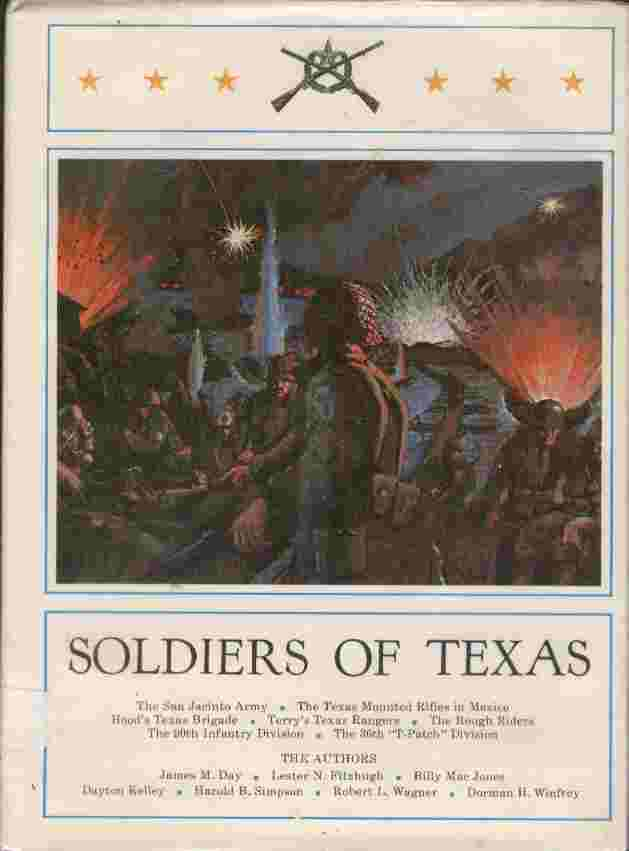 Image for Soldiers of Texas