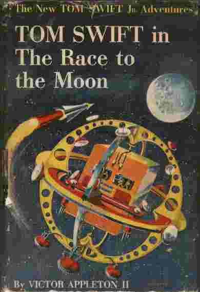 Image for Tom Swift in The Race to the Moon