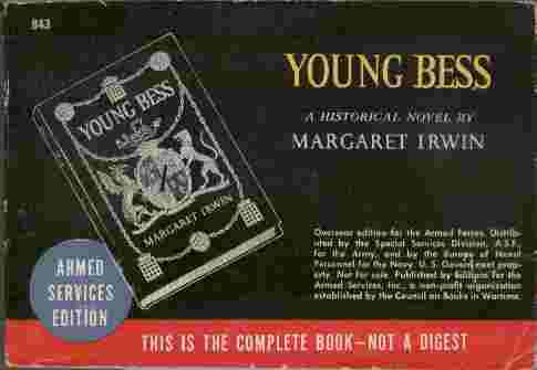 Image for Young Bess