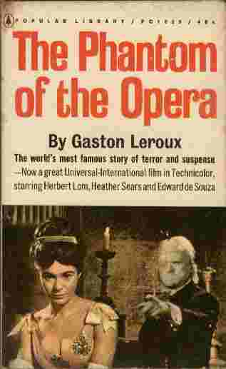 Image for The Phantom of the Opera  - The world's most famous story of terror and suspence