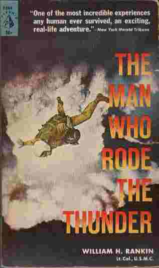 Image for The Man Who Rode the Thunder