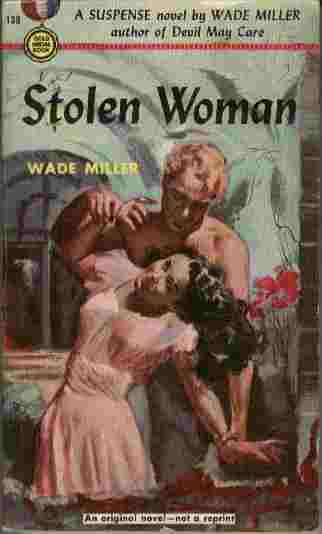 Image for Stolen Woman