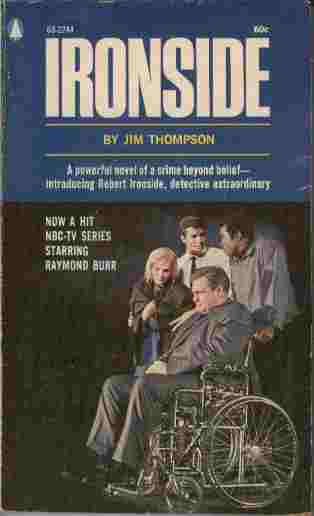 Image for Ironside  - A powerful movel of a crime beyond belief - Introducing Robert Ironside, detective extraordinary