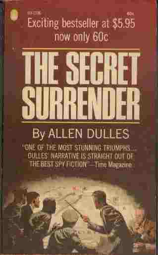Image for The Secret Surrender