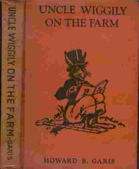 Image for Uncle Wiggily on the Farm