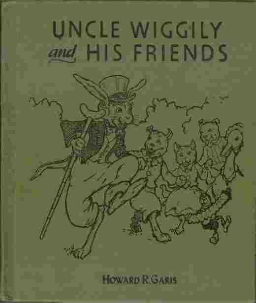 Image for Uncle Wiggily and His Friends