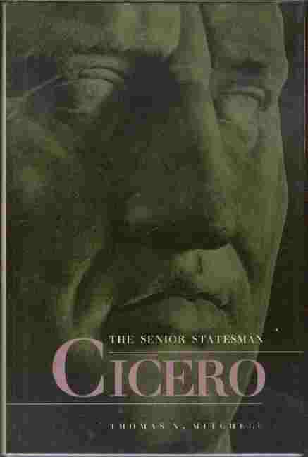 Image for Cicero - The Senior Statesman