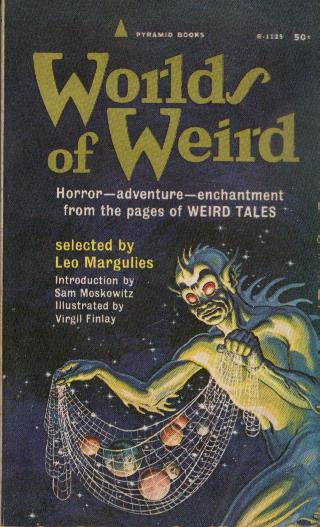 Image for Worlds of Weird